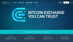 cex.io review by forex trader secrets