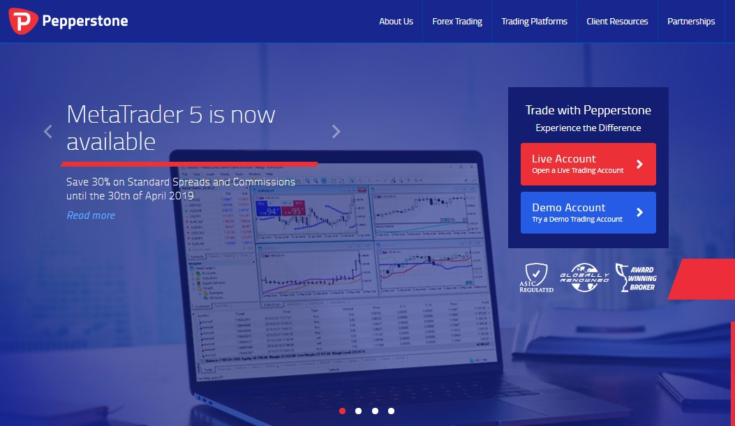 Pepperstone Review by Forex Trader Secrets