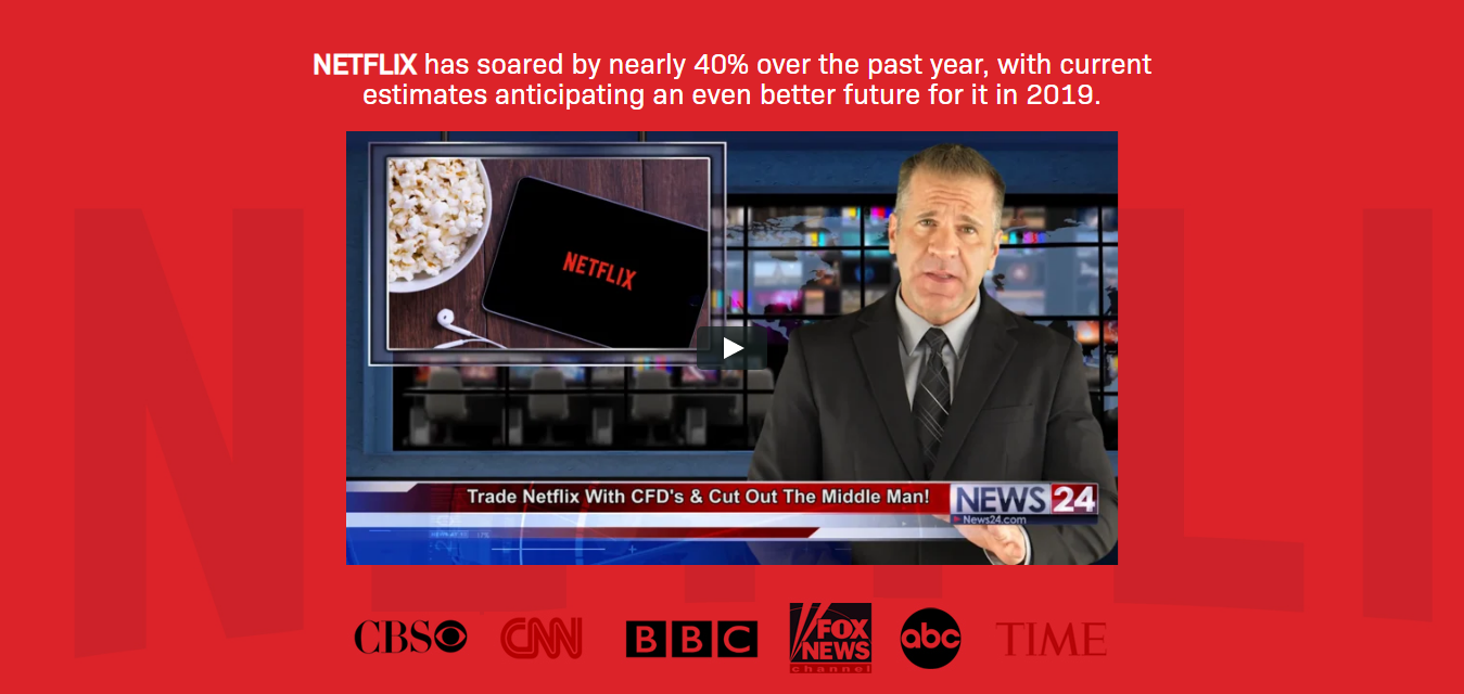 Netflix Revolution Trading Robot