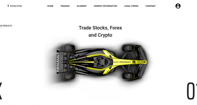 Royalstox Review Trade Stocks Forex