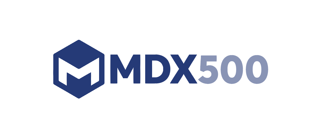 MDX500 logo
