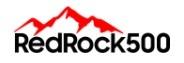 RedRock500.com logo