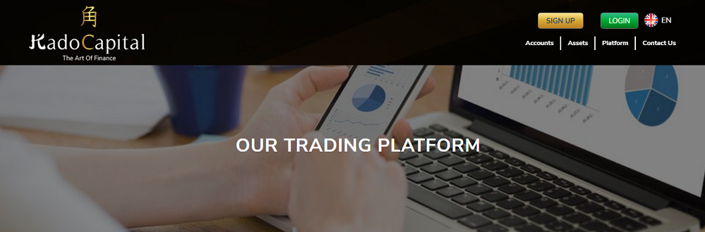 Kadocapital Trading Features