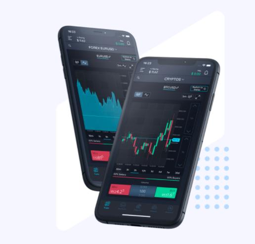 IGM FX trading apps