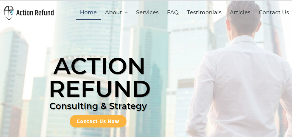 Action Refund Scam