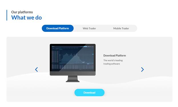 Finetero platforms