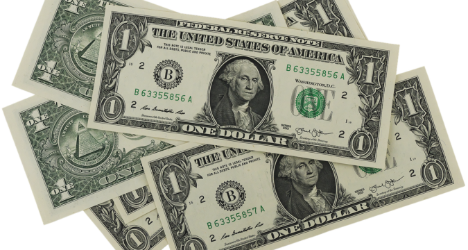 Dollar Reaches Two-Year Lows as Vaccine, Stimulus Hopes Boost Risk Appetite