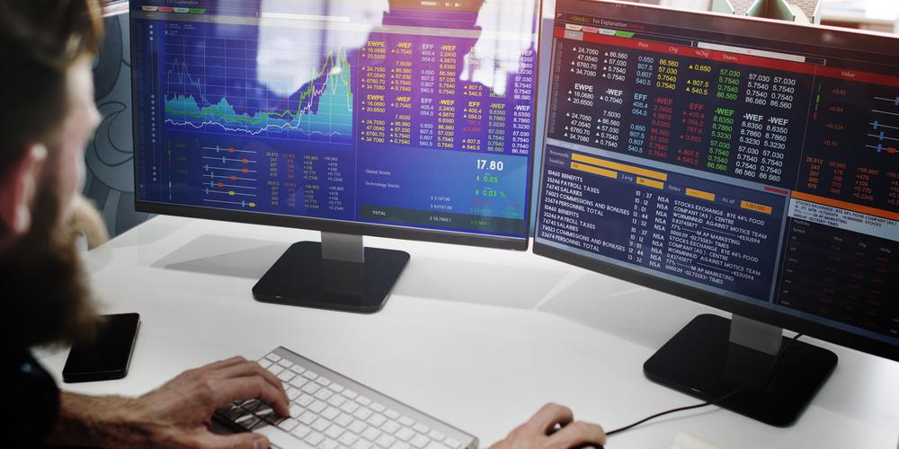 International Trading Revenue account types
