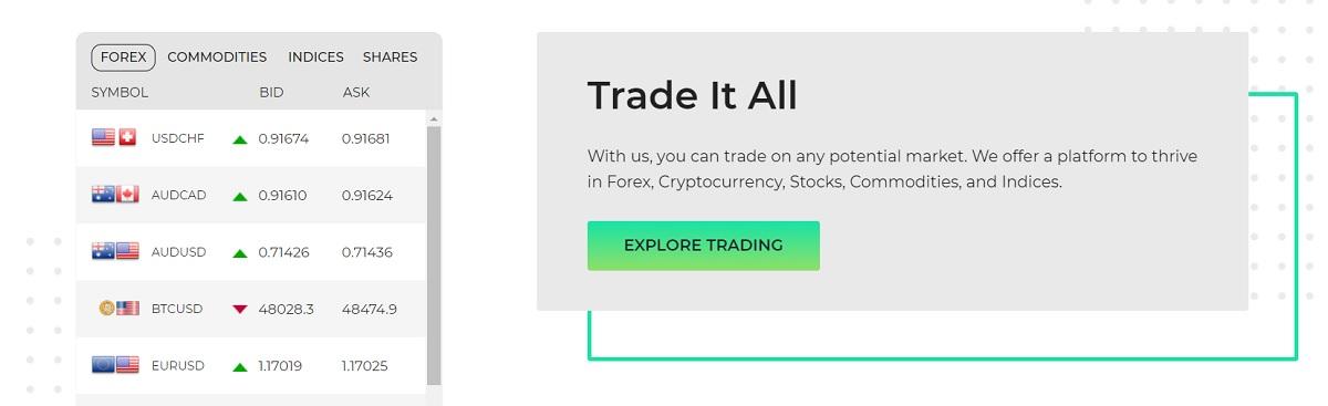 TradeVtech assets